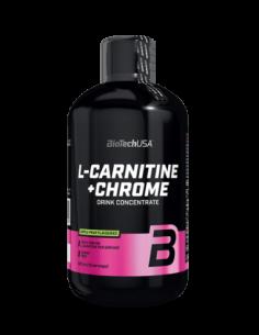L-Carnitine + Chrome...