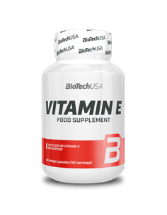 Vitamina E 100 Cápsulas