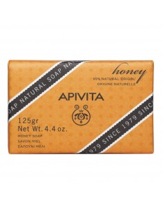 Jabón Natural Con Miel 125g