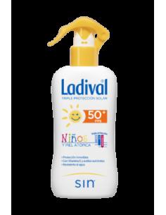 Ladival Spray Niños & Piel...
