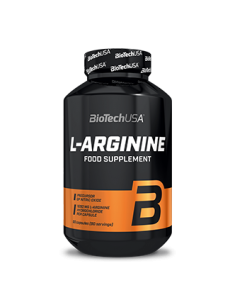 L-Arginine 90 Cápsulas